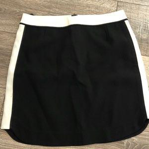 Babaton Colour Block Skirt